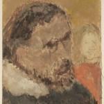 o. J., Öl auf Leinwand, 36,1 x 27,1 cm