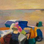 Strandgut-Stilleben