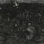 1966, Radierung, Aquatinta, 29,5 x 39,0 cm, Blatt 39,2 x 57,2 cm