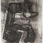 1987, Radierung, Aquatinta, 49,0 x 64,0 cm, Blatt 70,5 x 53,5 cm
