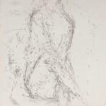 o. J., Bleistift, Graphit, 44,0 x 33,0 cm